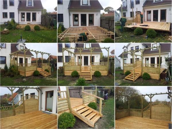 hgb holz und gartenbau terrassenbau. Black Bedroom Furniture Sets. Home Design Ideas